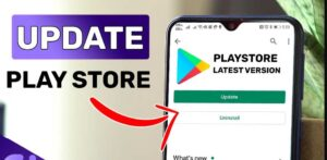 Resetting And Updating The Google Play Store