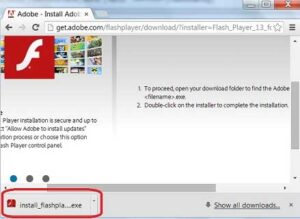 install Adobe Flash Player on Chrome