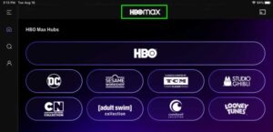 HBO Max tool